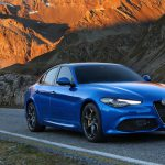 Модель Alfa Romeo Giulia укомплектуют новым мотором с отдачей в 350 лошадей